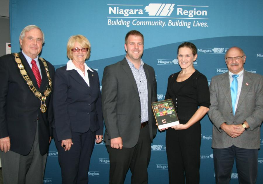CAT Honoured at Niagara Region Environmental Awards