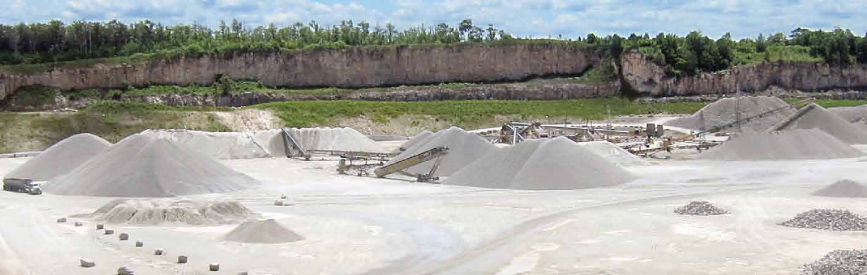"""Duntroon Quarry Newsletter """"Stoneviews"""""""