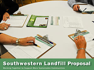 Southwestern Landfill - Terms of Reference Approved